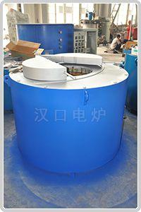 坩埚液体氮化炉