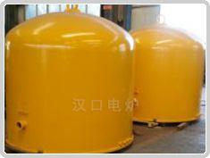 离子氮化炉现场