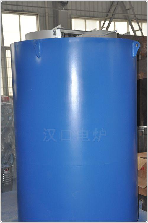 无坩锅燃油熔铝炉
